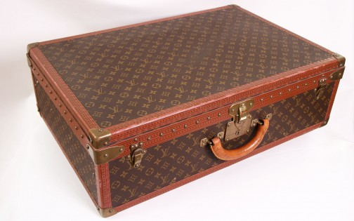 "VALISE LOUIS VUITTON ""ALZER"" 70"