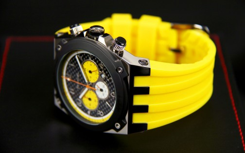 MARANELLO V8 QUARTZ CHRONOGRAPH YELLOW
