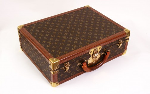 "VALISE LOUIS VUITTON ""COTTEVILLE"" 45"