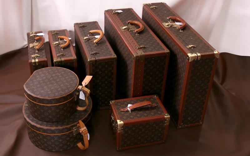 suitcase louis vuitton cotteville 45
