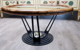VOLANT TABLE BASSE