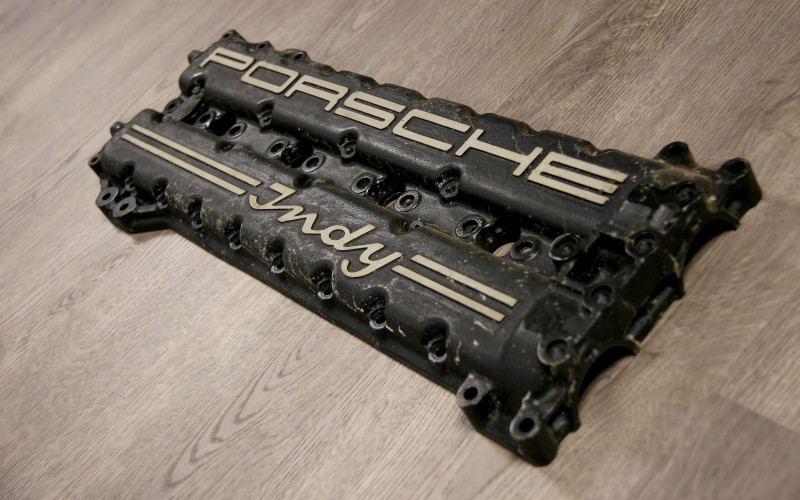 "ROCKER COVER ""PORSCHE INDY"""