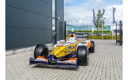 F1 ING RENAULT TEAM PILOTE F. ALONSO