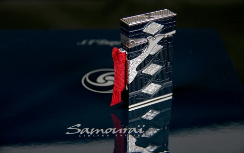"S.T.Dupont Lighter ""Samouraï"""