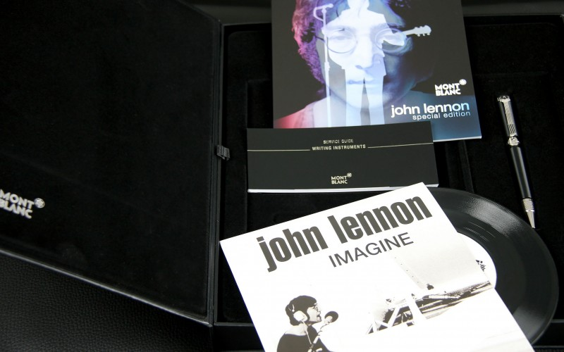 Stylo MontBlanc J. Lennon