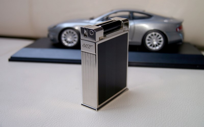 Briquet S.T.Dupont 007 James Bond