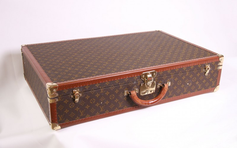 "80aade9bc9d SUITCASE LOUIS VUITTON ""BISTEN"" 80"