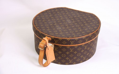 HAT BOX LOUIS VUITTON 40