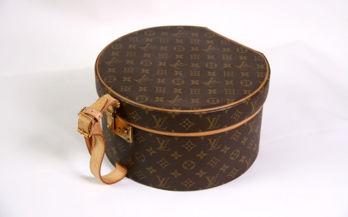 HAT BOX LOUIS VUITTON 30