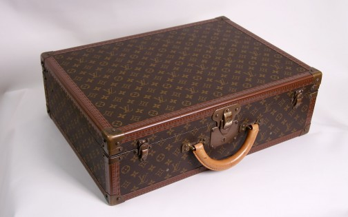 "SUITCASE LOUIS VUITTON ""BISTEN"" 55"