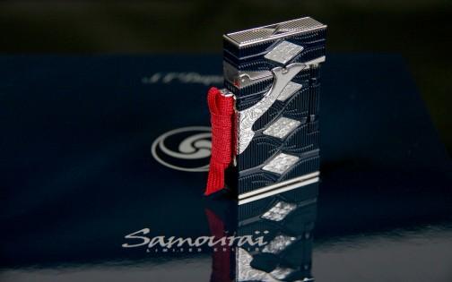 """S.T.Dupont Lighter """"Samouraï"""""""