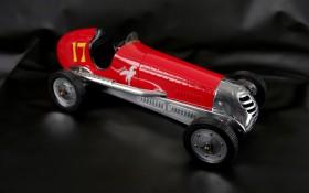 MODEL RACE CAR